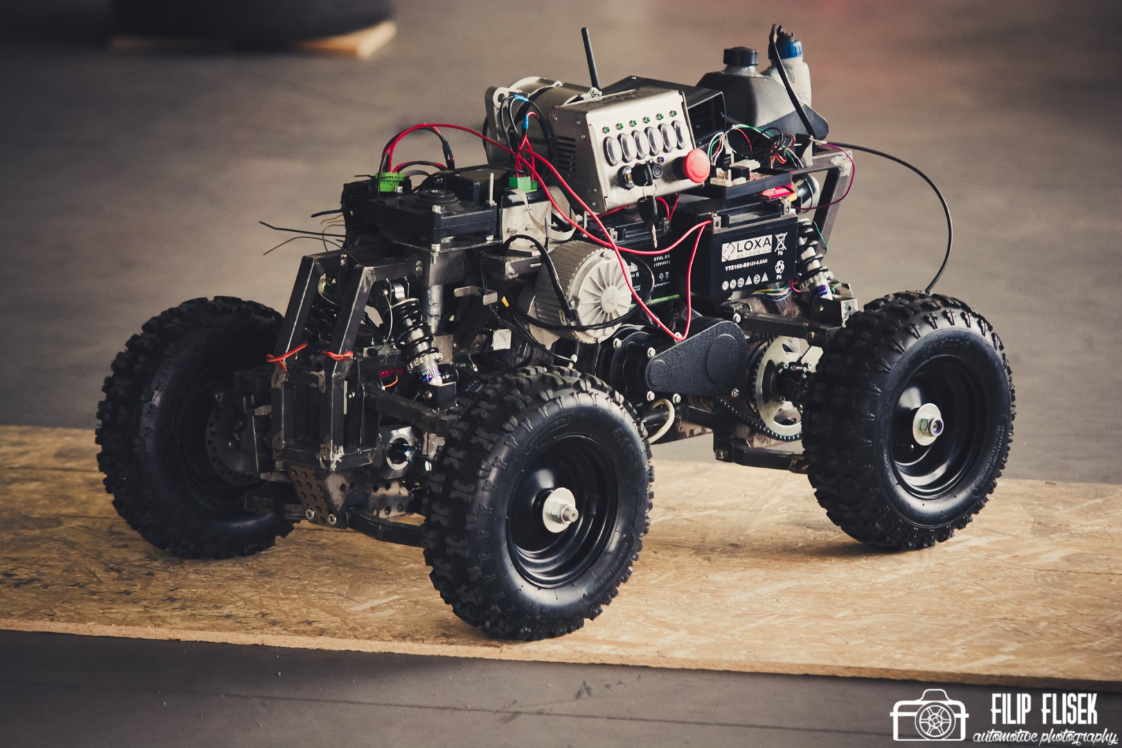 RoboDrift 2015 Synerift